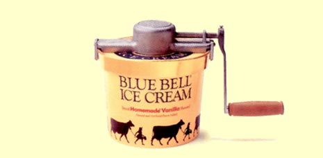 Bluebell Ice Cream